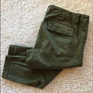 J Crew Cargo Pants!